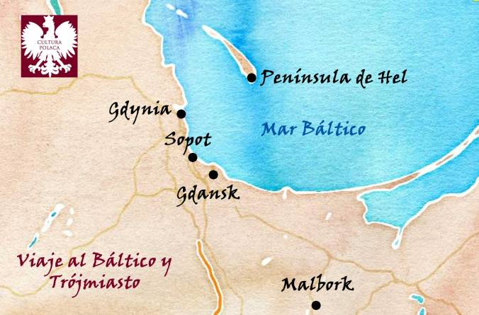 Viaje al Báltico y Trójmiasto