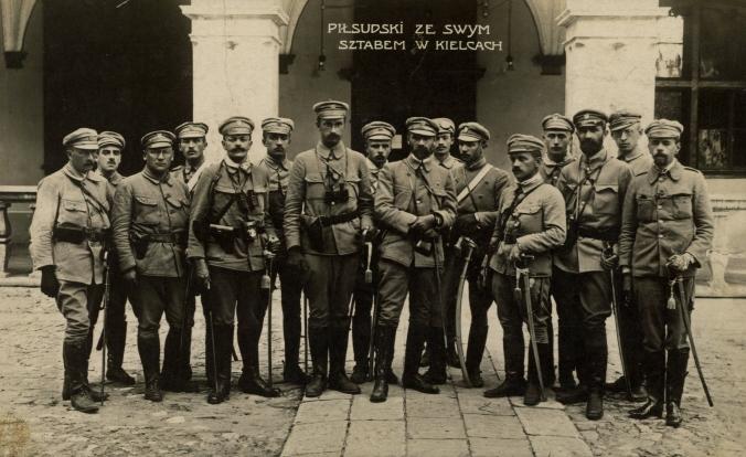 Legionarios polacos