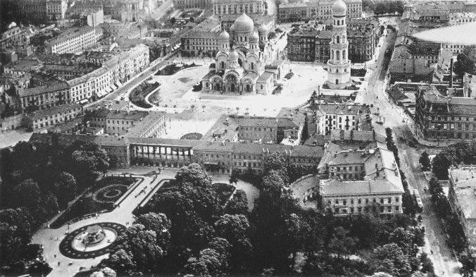 Plaza de Pilsudski, Varsovia