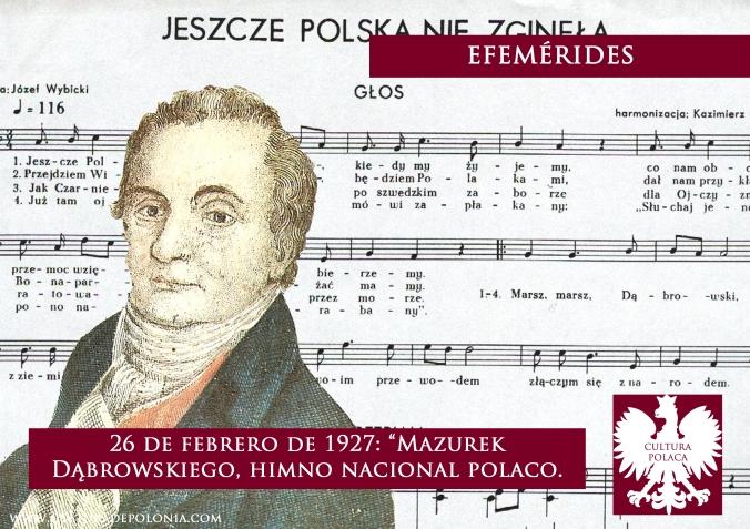Cabecera Mazurek